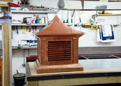 Copper Ventilation Stack 01