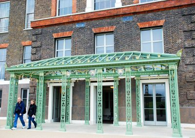 New Kensington Palace Loggia