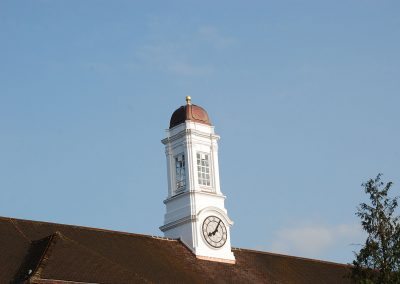Clock Tower Restoration