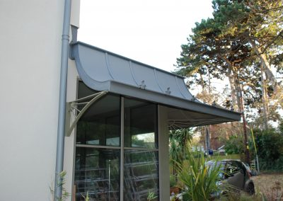 Period Canopy for Modern House 02