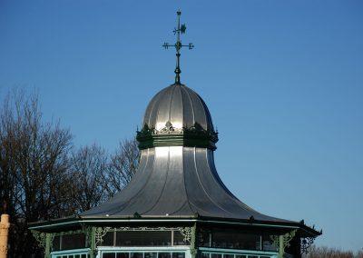 Victorian Bandstand, Weston Park, Sheffield