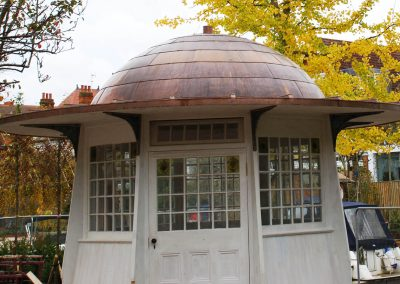 Summerhouse Roof Restoration